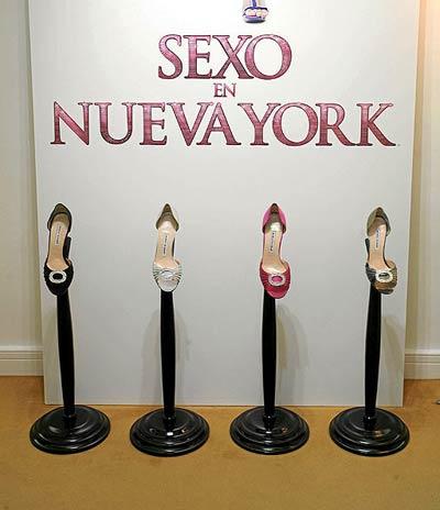 Zapatos Manolo Blahnik España