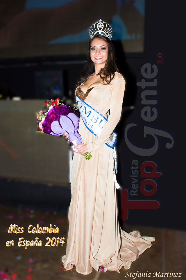 Miss Colombia 2014-2015