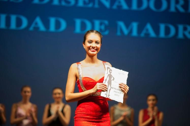 MODELO REVELACION MADRID 2015